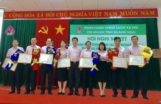 NHCSXH Quảng Ngãi sơ kết hoạt động quý I và trao giải thưởng Cuộc thi ảnh áo dài đẹp