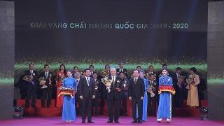 Acecook Việt Nam đón nhận giải thưởng Chất lượng Quốc gia 2020