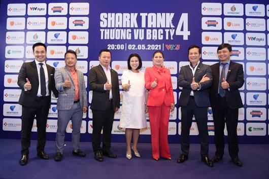tap doan nexttech la nha tai tro chinh thuc cua shark tank viet nam thuong vu bac ty mua 4