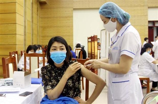viet nam khong co ca mac moi them 92445 nguoi duoc tiem vaccine