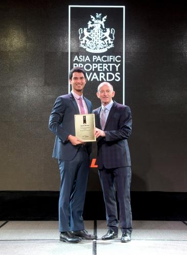 Indochina Capital vinh dự nhận giải thưởng về tư vấn bất động sản