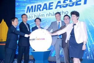 Giới thiệu thương hiệu bảo hiểm nhân thọ Mirae Asset Prévoir
