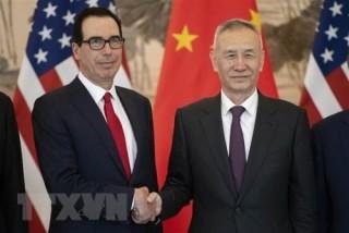 Mỹ-Trung Quốc bắt đầu vòng đàm phán thương mại mới ở Bắc Kinh