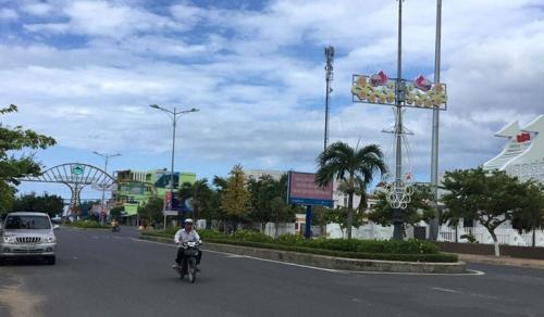 Lập quy hoạch chung đô thị Đông Hòa