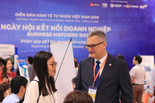 Ngày hội kết nối doanh nghiệp: Thị trường không giới hạn nhưng đối thủ nhiều hơn