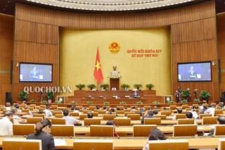 Sáng nay khai mạc kỳ họp thứ 7, Quốc hội khóa XIV