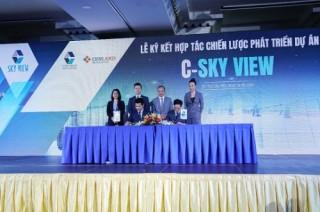 CenLand phát triển dự án căn hộ C-Sky View