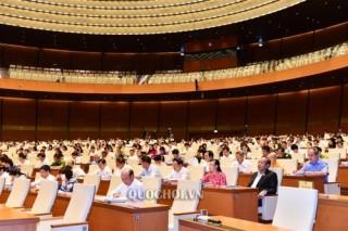 Hôm nay, Quốc hội dành cả ngày thảo luận về tình hình kinh tế - xã hội