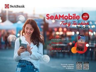 SeAMobile New – Trợ lý tài chính tin cậy