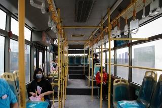Chính thức dỡ bỏ quy định về giãn cách trên các phương tiện vận tải hành khách