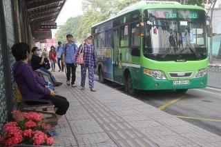 Khôi phục hoạt động khai thác của các phương tiện vận tải hành khách trong nước