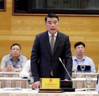 Thống đốc Lê Minh Hưng: Có thể xem xét kéo dài thời gian cơ cấu lại nợ