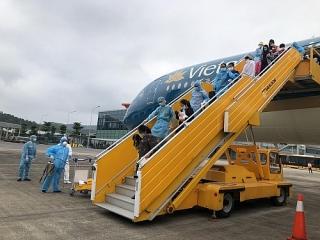 Chuyến bay thứ 2 hồi hương công dân Việt Nam từ Canada về nước