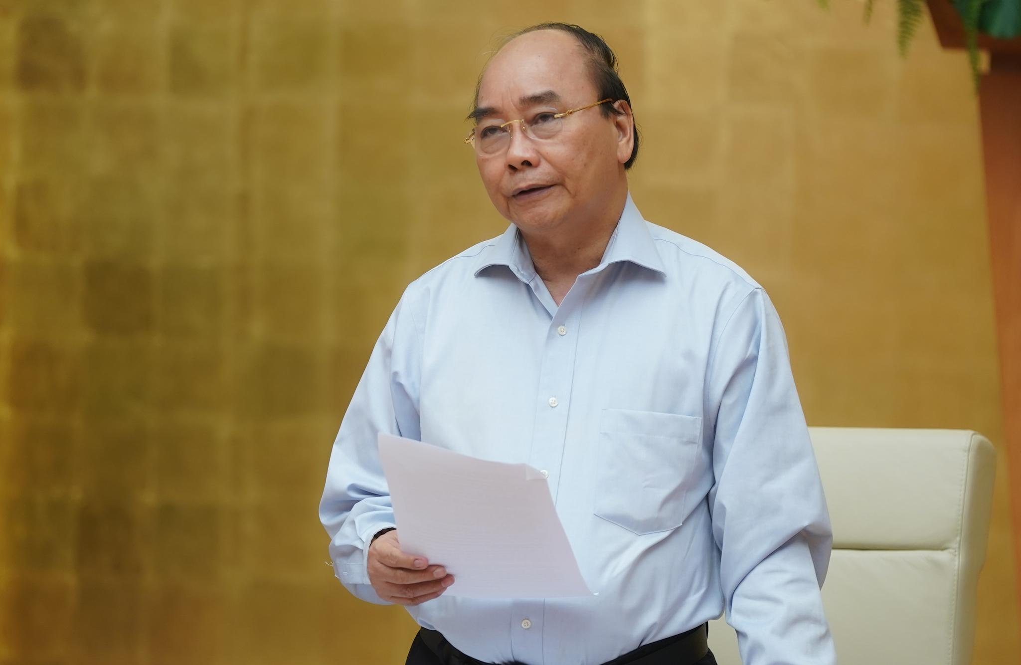 thu tuong viet nam khong con tinh trang lay nhiem covid 19 trong cong dong