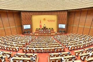Quốc hội thảo luận về chương trình xây dựng luật, pháp lệnh năm 2020