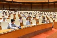 Quốc hội thảo luận dự thảo Nghị quyết về miễn thuế sử dụng đất nông nghiệp