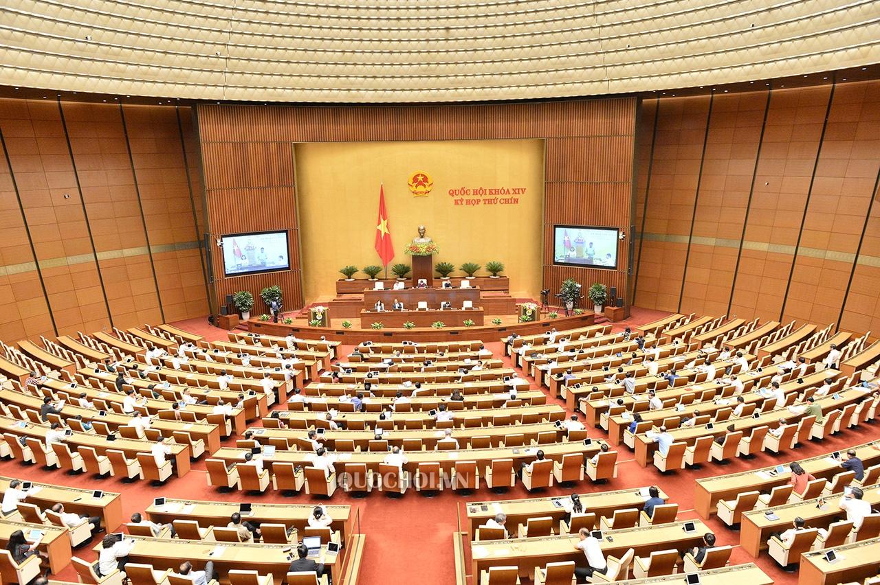 Quốc hội thảo luận về dự án Luật Đầu tư (sửa đổi)