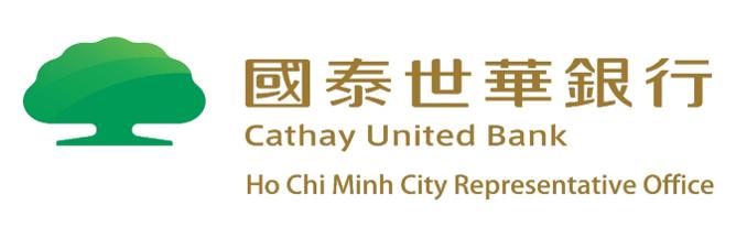 Ngân hàng Cathay United Bank - Văn phòng Đại diện tại TP. Hồ Chí Minh gia hạn hoạt động