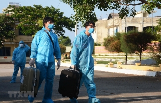 Diễn biến COVID-19 ở Việt Nam: 42 ngày không có ca lây nhiễm mới trong cộng đồng