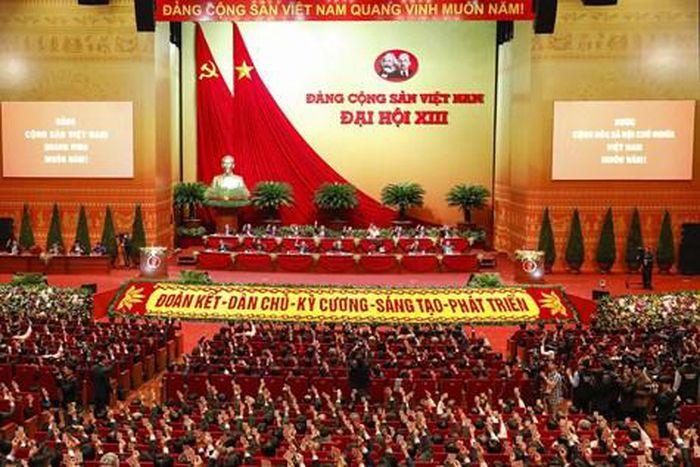 chinh phu ban hanh chuong trinh hanh dong thuc hien nghi quyet dai hoi xiii
