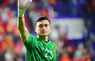 Thủ môn Đặng Văn Lâm không tập trung cùng ĐT Việt Nam thi đấu Vòng loại World Cup 2022