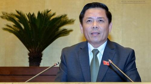 Sáng nay Bộ trưởng Nguyễn Văn Thể trả lời chất vấn trước Quốc hội
