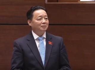 Bộ trưởng TN&MT Trần Hồng Hà: 95% nước thải sinh hoạt chưa xử lý thải trực tiếp ra môi trường