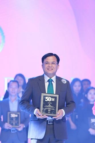 VPBank lọt top 50 công ty niêm yết tốt nhất Việt Nam