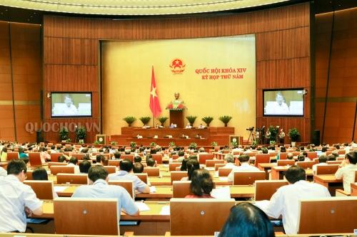 Quốc hội biểu quyết lùi thời gian thông qua 'Luật Đặc khu'
