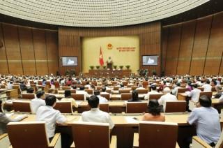 Quốc hội đã thông qua quyết toán ngân sách nhà nước năm 2016