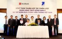 SeABank và VNPT ký hợp tác chiến lược toàn diện