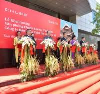 Chubb Life Việt Nam khai trương thêm hai văn phòng kinh doanh mới