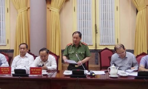 Công bố Lệnh của Chủ tịch nước về Luật An ninh mạng và 6 Luật mới