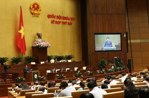 Quốc hội dự kiến chương trình giám sát năm 2020