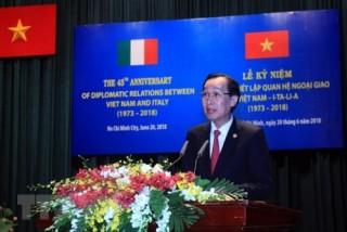 Sắp diễn ra Hội nghị Thượng đỉnh cấp cao Italy – Asean