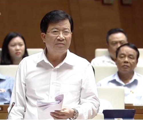 Phó Thủ tướng nói về giải pháp khắc phục điều chỉnh quy hoạch tùy tiện, quy hoạch treo