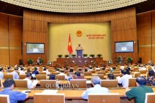 Quốc hội đồng ý giao Chính phủ rà soát, chịu trách nhiệm sử dụng nguồn vốn dự phòng