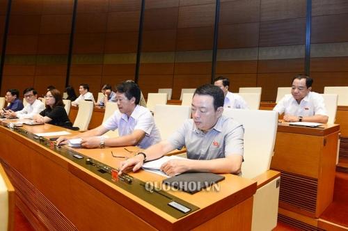 Quốc hội sẽ xem xét kết quả về kế hoạch cơ cấu lại nền kinh tế