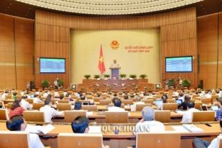 Hôm nay, Quốc hội họp phiên bế mạc kỳ họp thứ 7