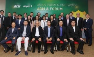 NAPAS làm Chủ tịch mạng thanh toán châu Á tại Hội nghị thường niên lần thứ 15