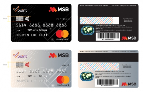 Cơ hội nhận 10 triệu đồng khi mua sắm qua thẻ Vpoint – MSB