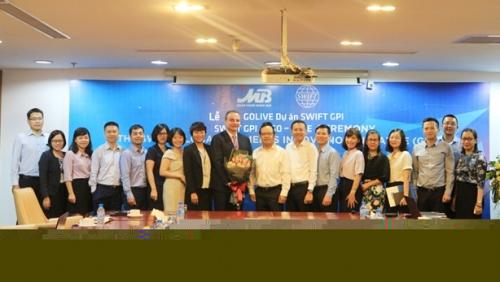 MB chính thức cung cấp dịch vụ SWIFT GPI đạt chuẩn quốc tế