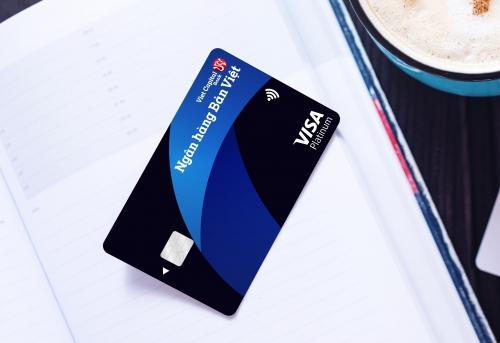 Mở thẻ Visa Bản Việt hoàn tiền đến 3 triệu đồng
