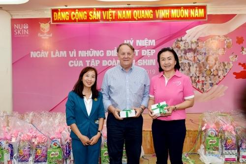 Nu Skin Việt Nam lần thứ 6 tổ chức 'Ngày làm vì những điều tốt đẹp'