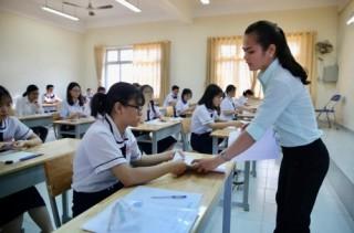 Ngày đầu kỳ thi THPT Quốc gia: Đã có 34 thí sinh vi phạm quy chế