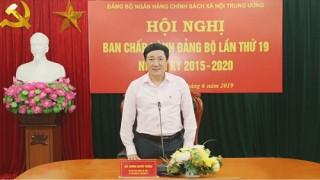 Đảng bộ NHCSXH TW: Phát huy tinh thần đoàn kết để hoàn thành nhiệm vụ