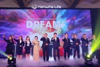 Hanwha Life Việt Nam giới đơn vị kinh doanh mới Dream Plus