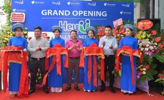 Ứng dụng giao hàng mua hộ HeyU chính thức có mặt tại Hải Phòng