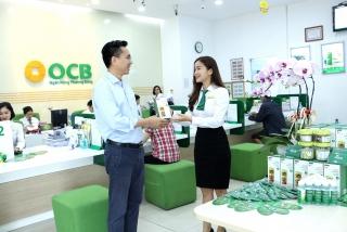 OCB tri ân khách hàng với nghìn ưu đãi mừng tuổi 24
