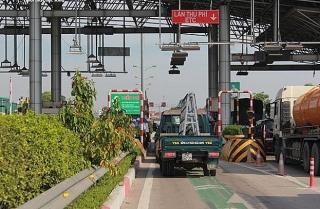 Chính thức thu phí không dừng trên tuyến Pháp Vân - Ninh Bình